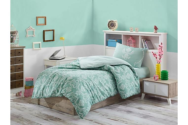 ENLORA HOME RANFORCE Bäddset Grön - Möbler & Inredning - Sängar - Sängkläder