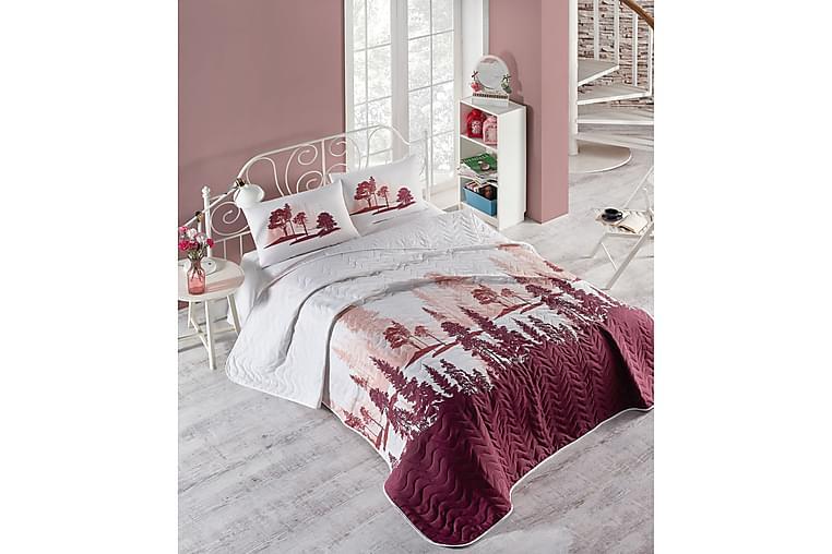 EPONJ HOME Överkast Röd - Möbler & Inredning - Sängar - Sängkläder