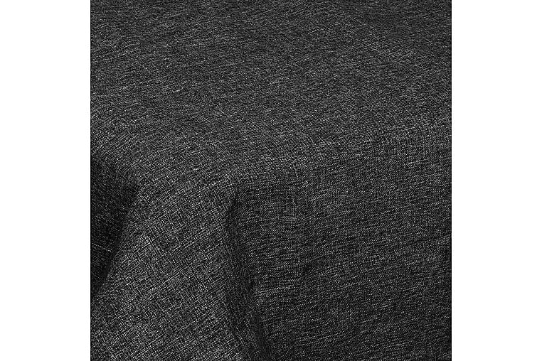 LASSI Överkast 280x270 cm Svart - Möbler & Inredning - Sängar - Sängkläder