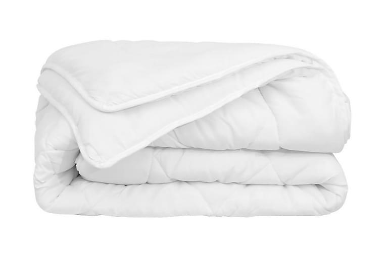 Täcke 4 säsonger 200x220 cm - Vit - Möbler & Inredning - Sängar - Sängkläder