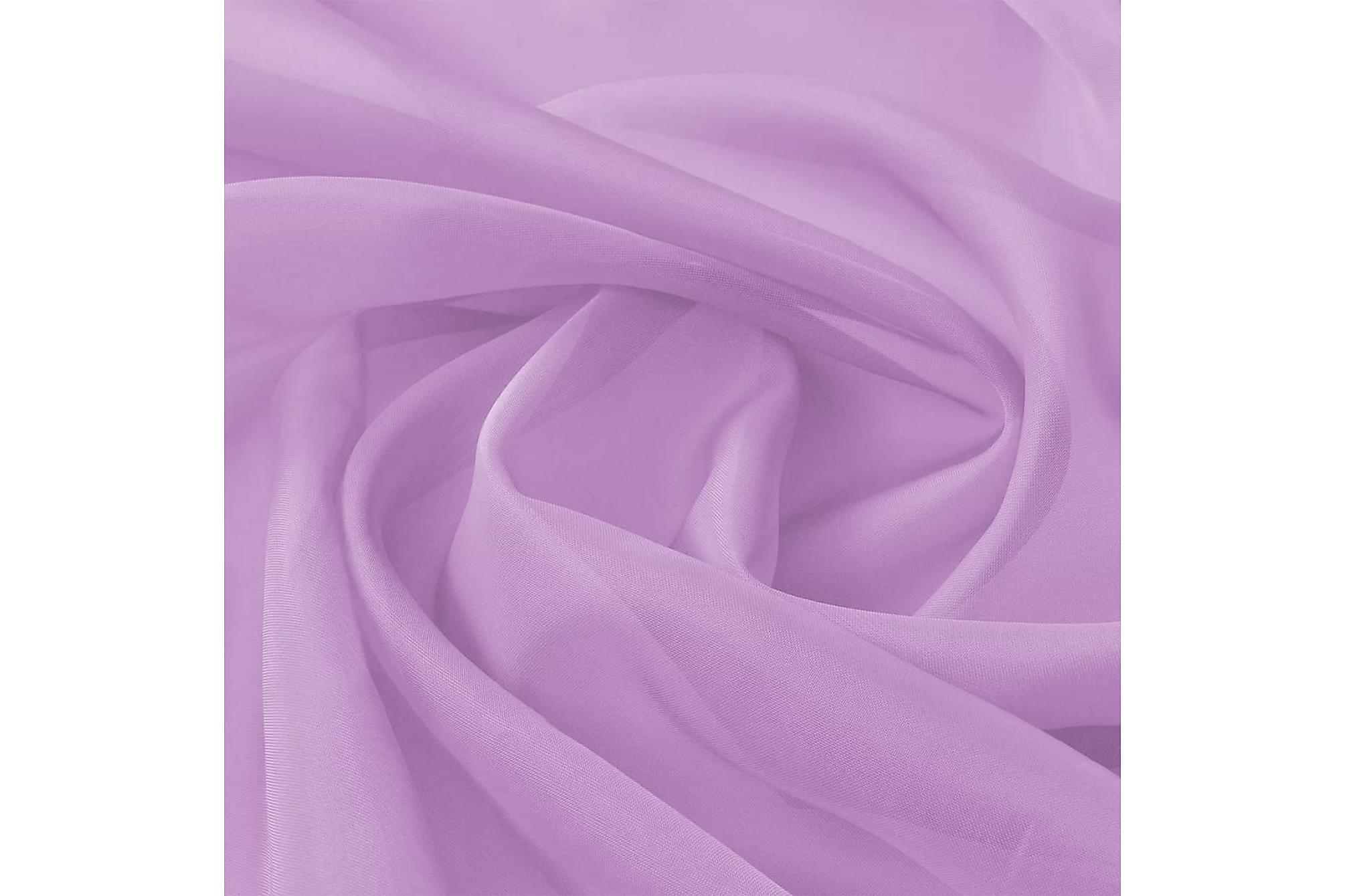 Voiletyg 1,45x20 m lila, Tyg