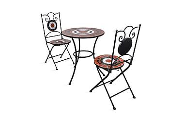 Peoria Caféset + 2 Stolar