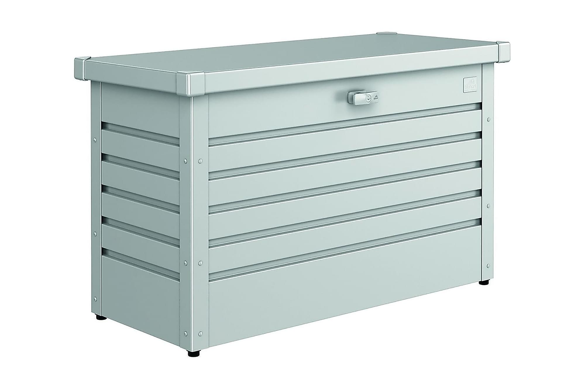 Dynbox 100 Metall/Silver, Dynboxar & dynlådor