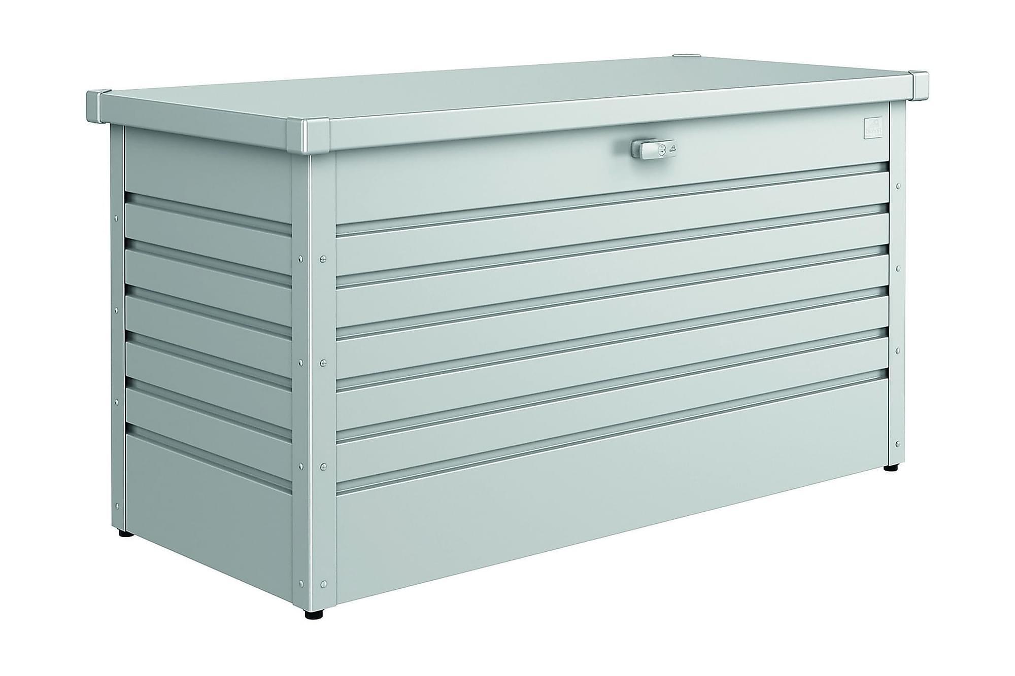 Dynbox 130 Metall/Silver, Dynboxar & dynlådor