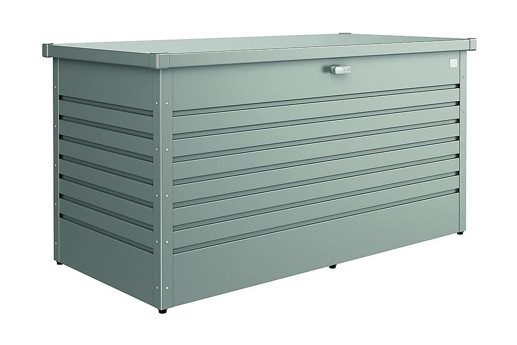 Dynbox 160 Grå - Utemöbler - Tillbehör - Dynboxar & dynlådor