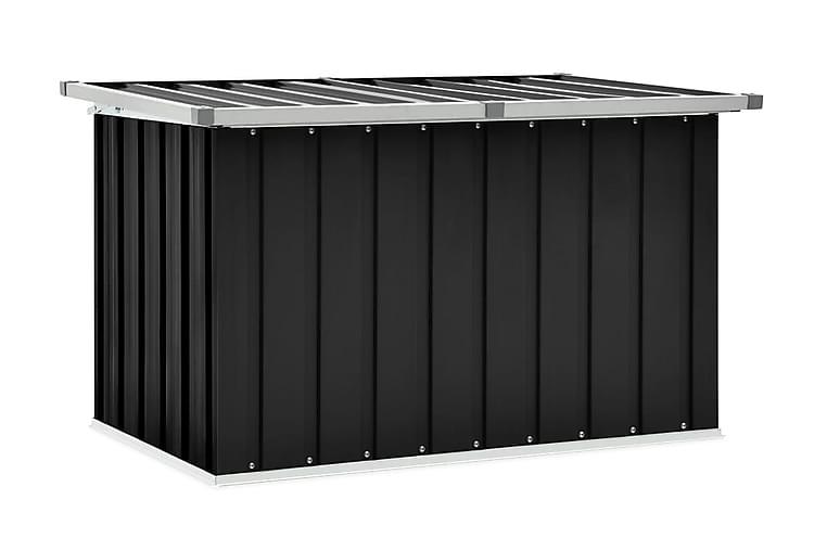 Dynbox antracit 109x67x65 cm - Antracit - Utemöbler - Tillbehör - Dynboxar & dynlådor