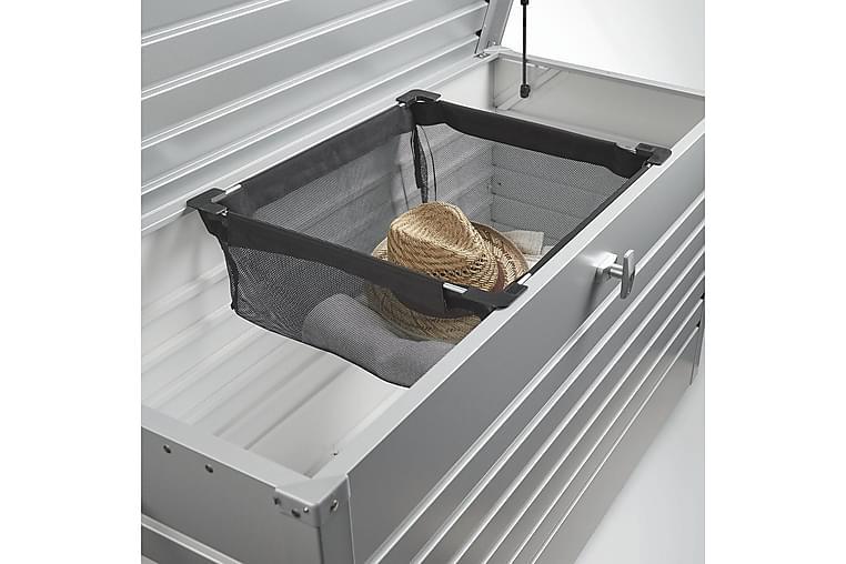 Nätkorg till Dynbox med Upphängning Svart - Biohort - Utemöbler - Tillbehör - Dynboxar & dynlådor