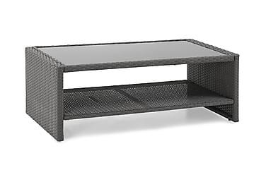 ROLLS Soffbord med Hylla 111,5x58 Grå
