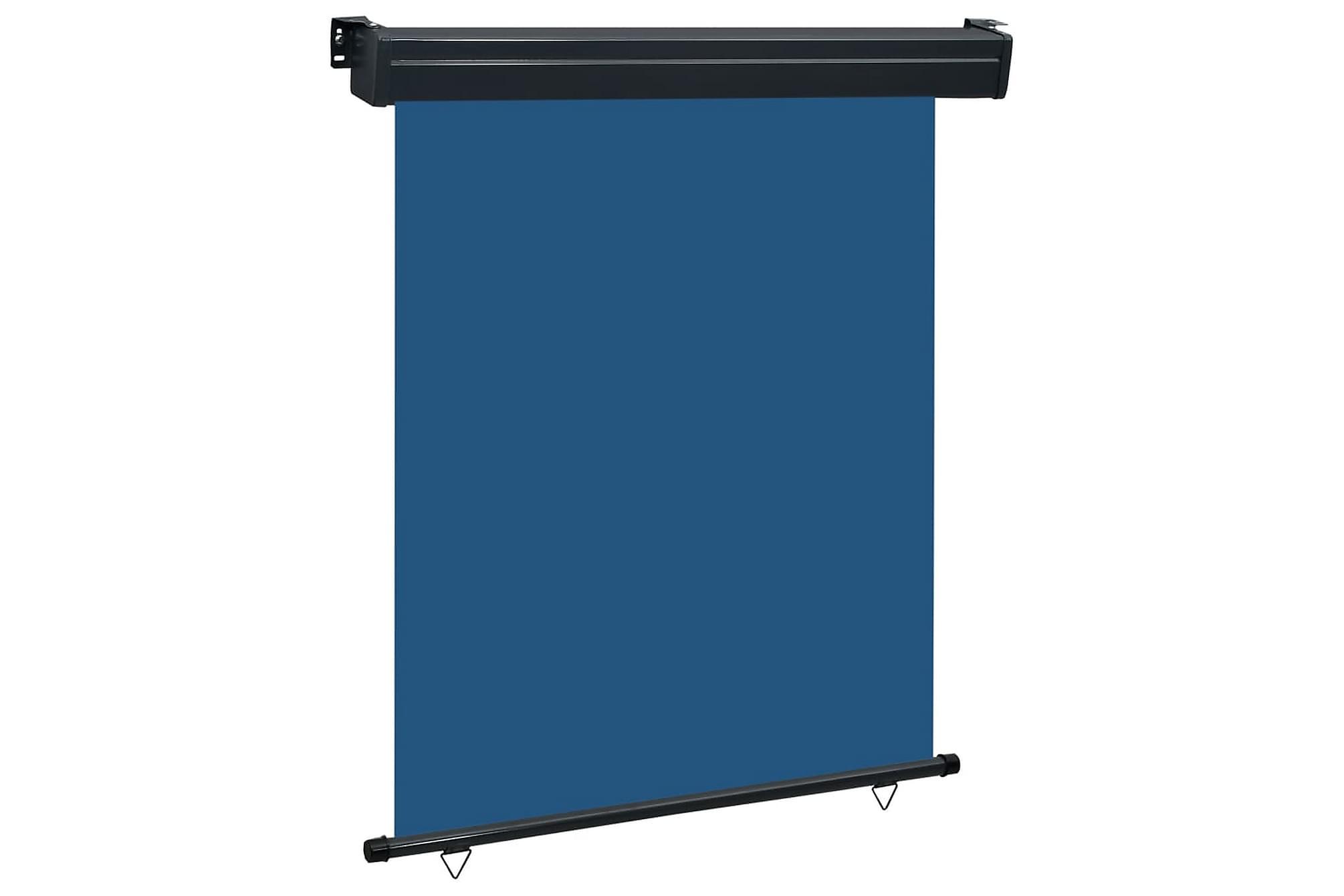 Balkongmarkis 140x250 cm blå, Markiser