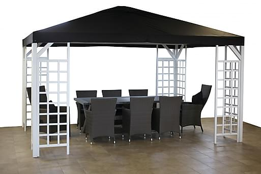 Splitter nya Snygg Paviljong online - Köp billiga paviljonger online - Furniturebox BF-02