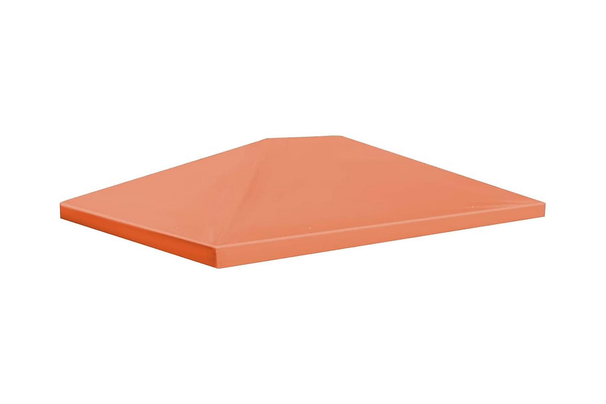 Paviljongtak 310 g/m2 4×3 m orange