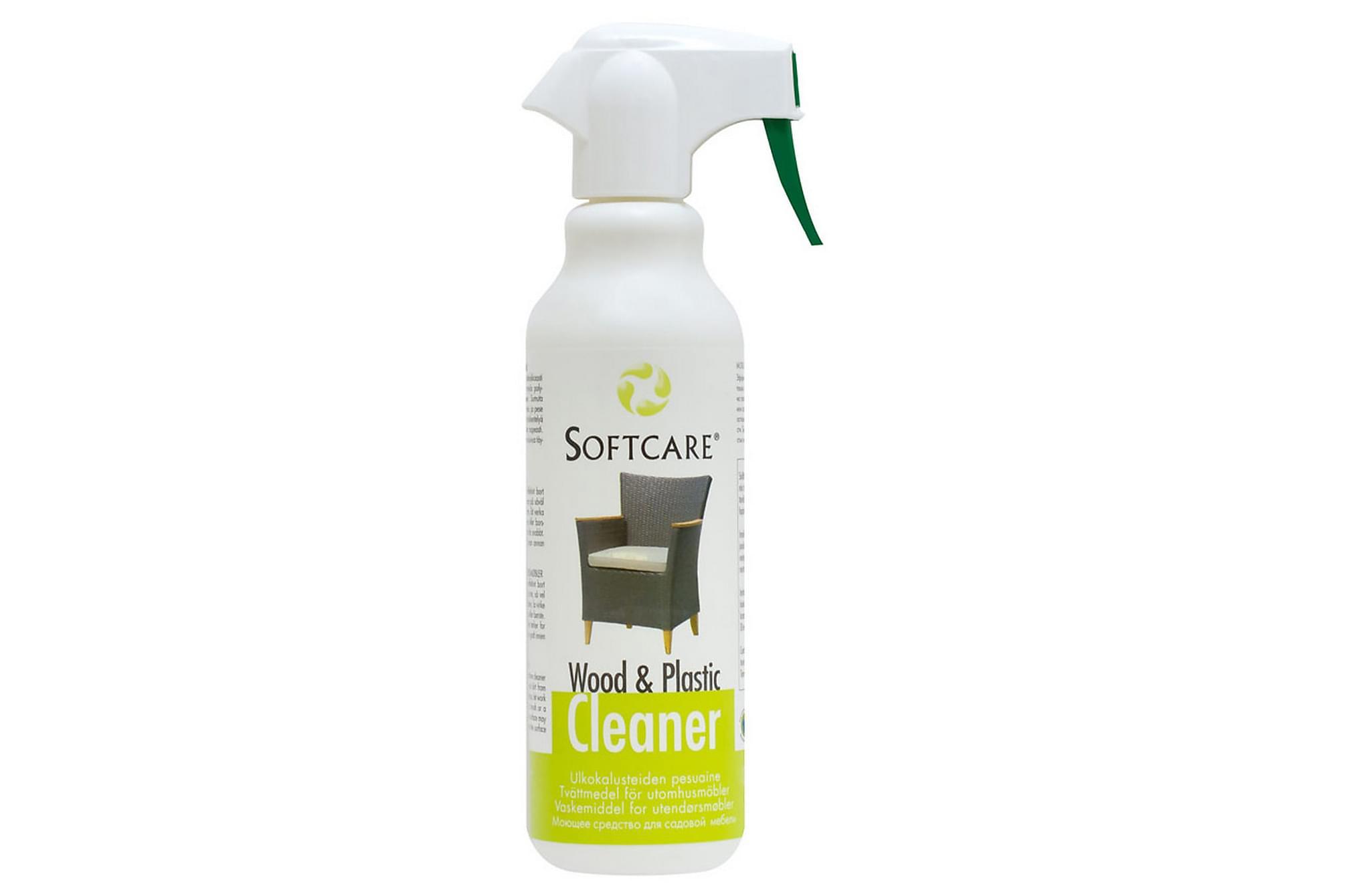 SOFTCARE Trä och plasttvätt