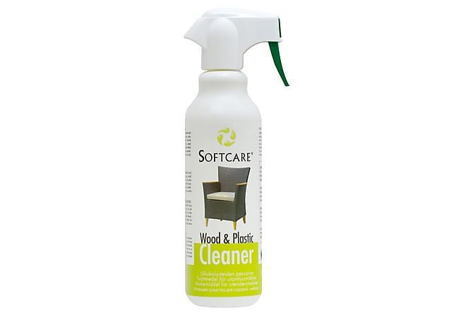 SOFTCARE Trä och plasttvätt - Utemöbler - Tillbehör - Möbelvård