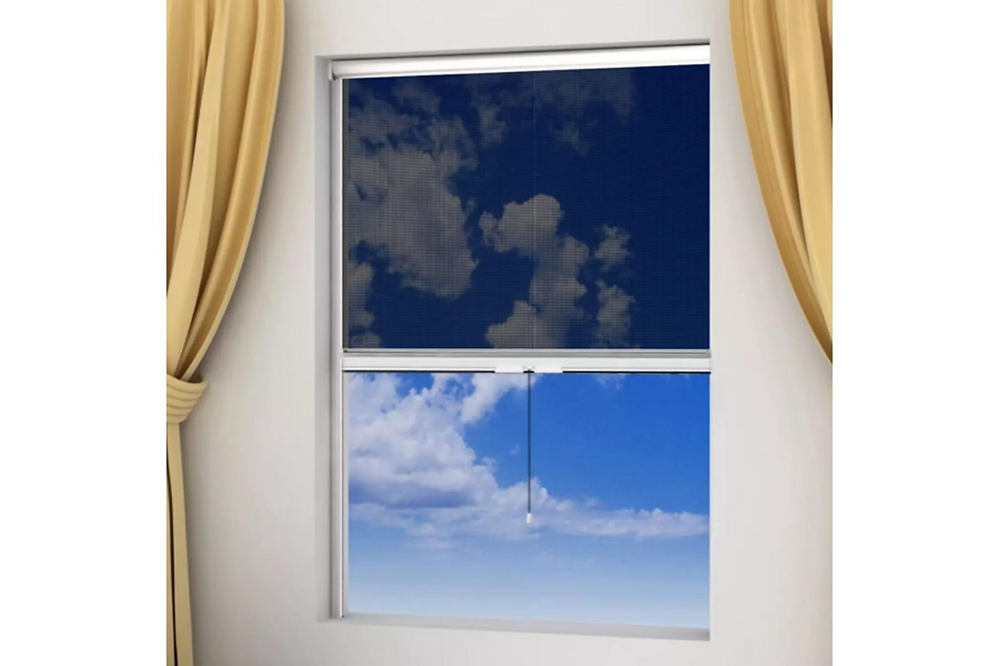 Insektsnät för fönster 80 x 170 cm, Myggnät