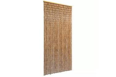 SECADA Dörrdraperi 90x200 cm Bambu Brun
