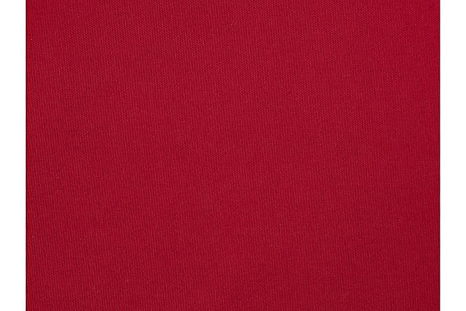 LUPO Dynfodral Loungesoffa Röd - Utemöbler - Trädgårdstillbehör - Möbelöverdrag