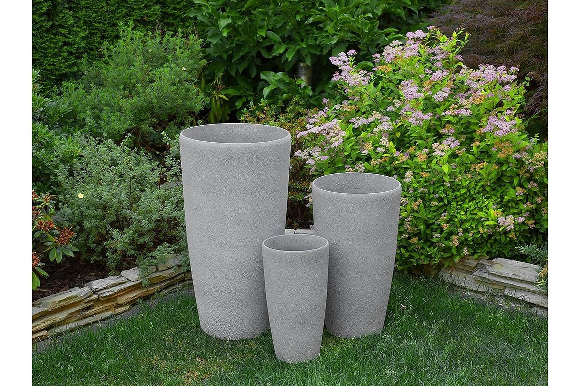ABDERA Kruka 23 cm, Övriga trädgårdstillbehör