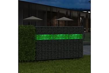 Gabionsten glas grön 60-120 mm 25 kg