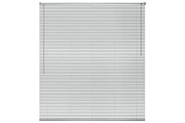 Cordele Persienner 60x160 cm Aluminium