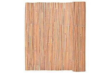 VINDSKYDD 150 x 400 cm bambu