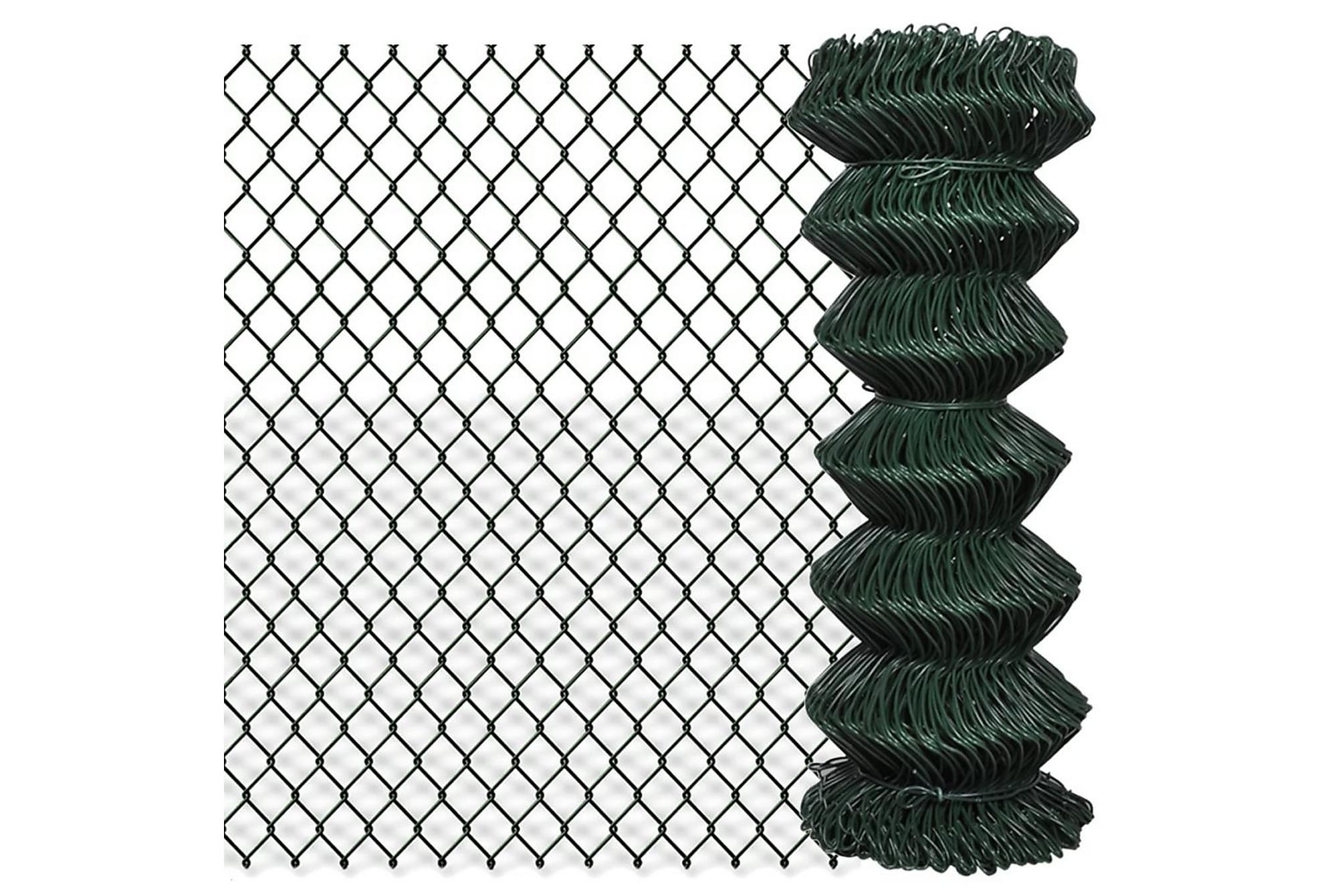 Nätstängsel 1×15 m grön