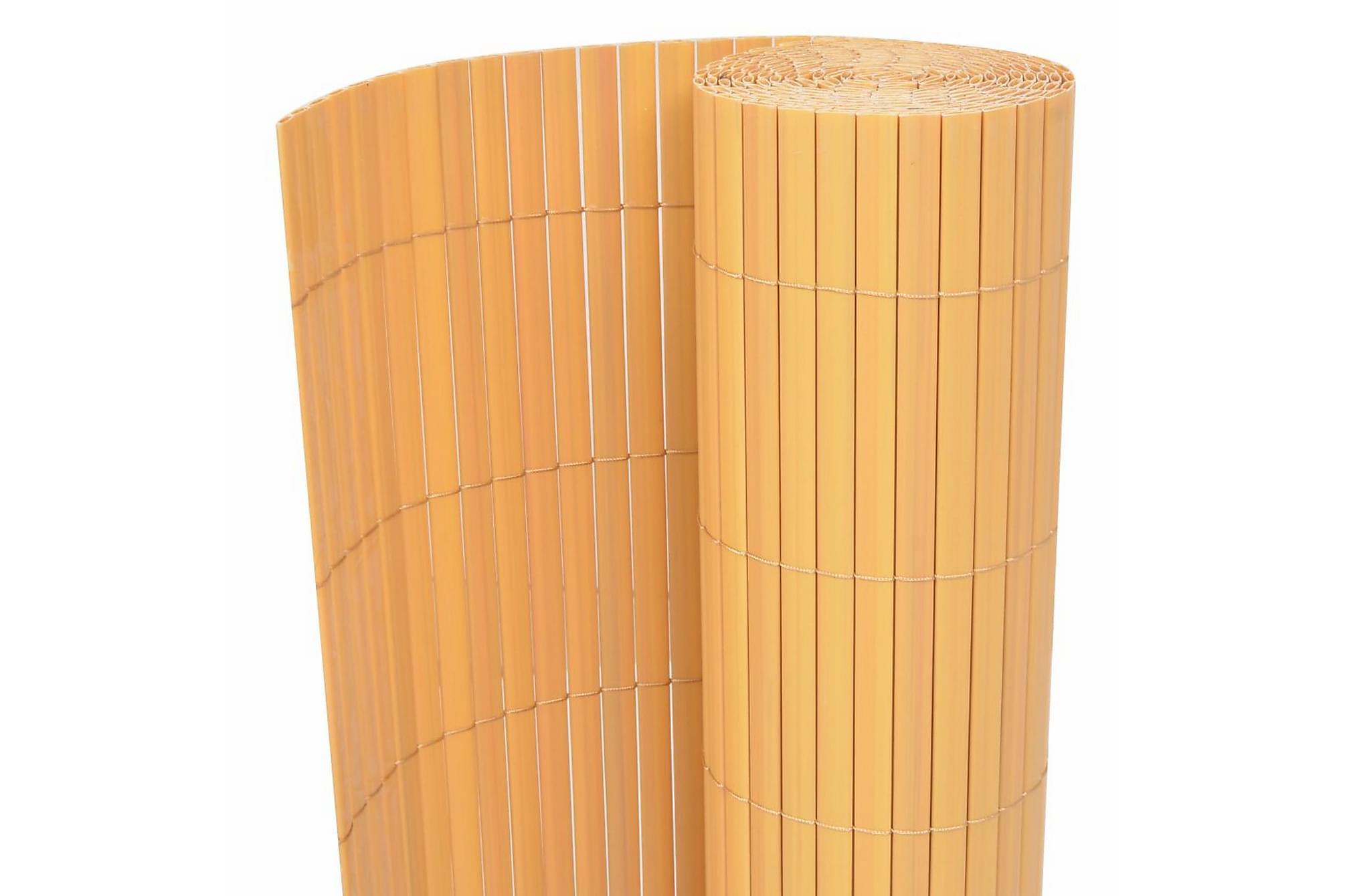 Insynsskydd 150×300 cm gul