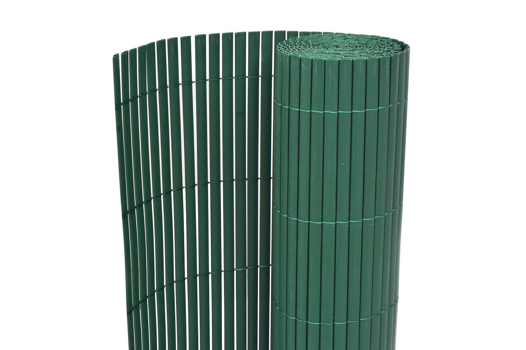 Insynsskydd 150×500 cm grön
