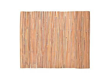 VINDSKYDD 100 x 400 cm bambu