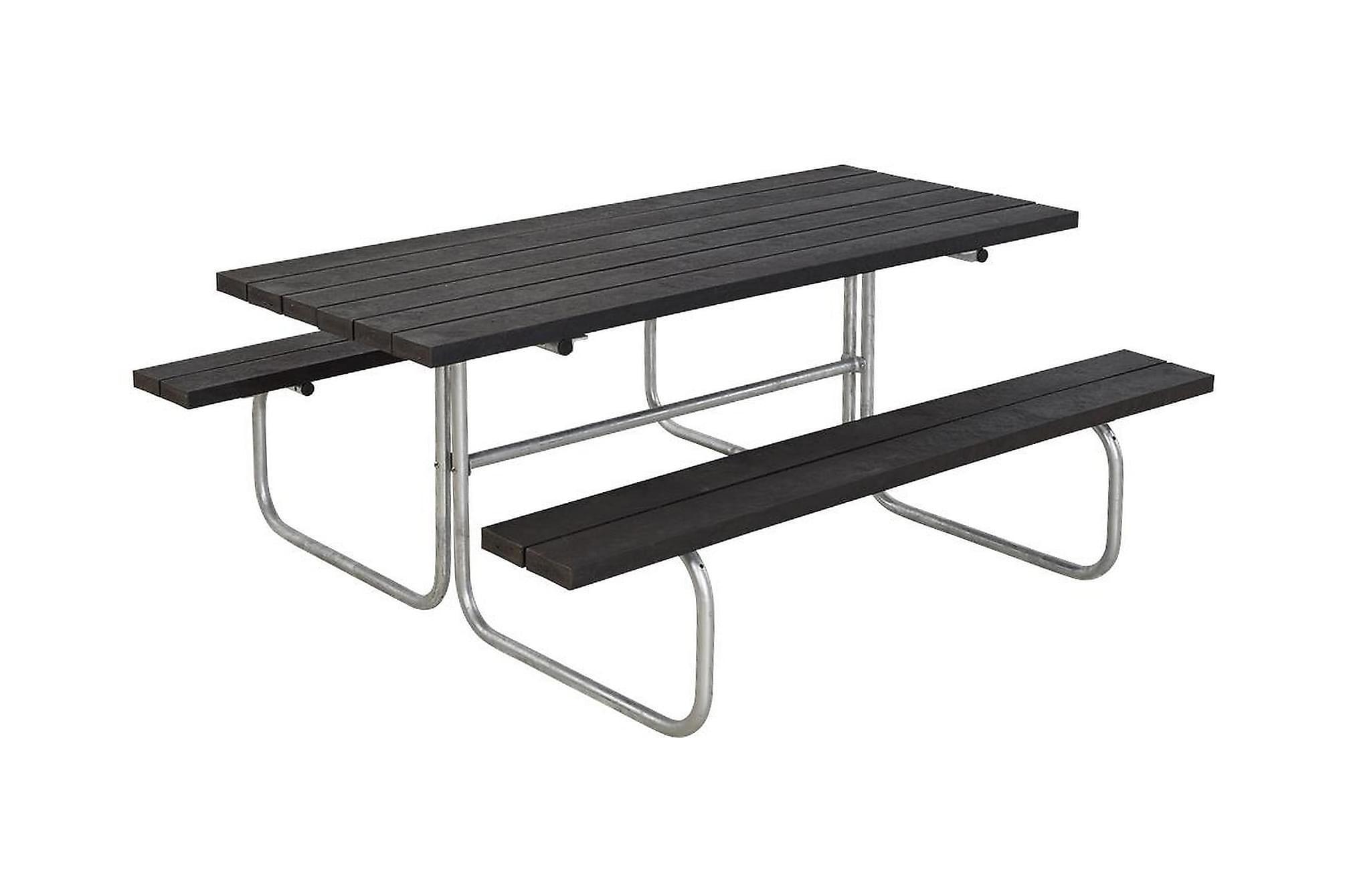 CLASSIC Bänkset Svart, Bänkbord