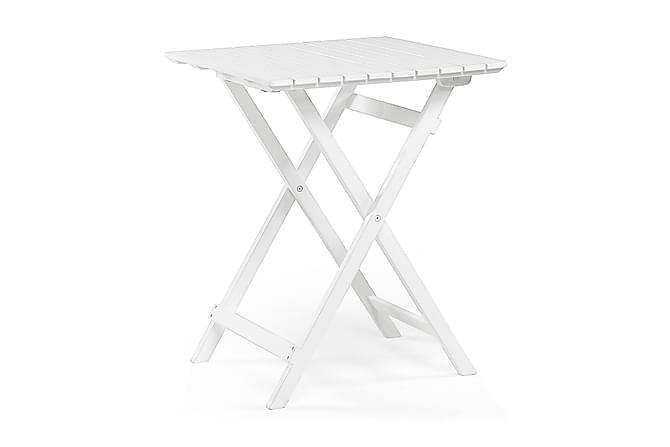 ÅRE Bord 58 Vit - Utemöbler - Utebord - Cafebord