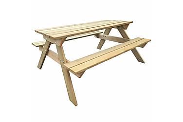 FACUNDO Picknickbord Furu