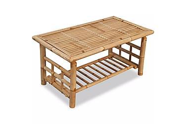 COSTA MESA Soffbord 90x50 Bambu