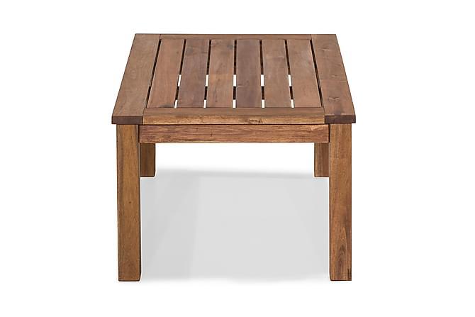 RINDÖ Soffbord 90x55 Akacia - Utemöbler - Balkongmöbler - Balkongbord