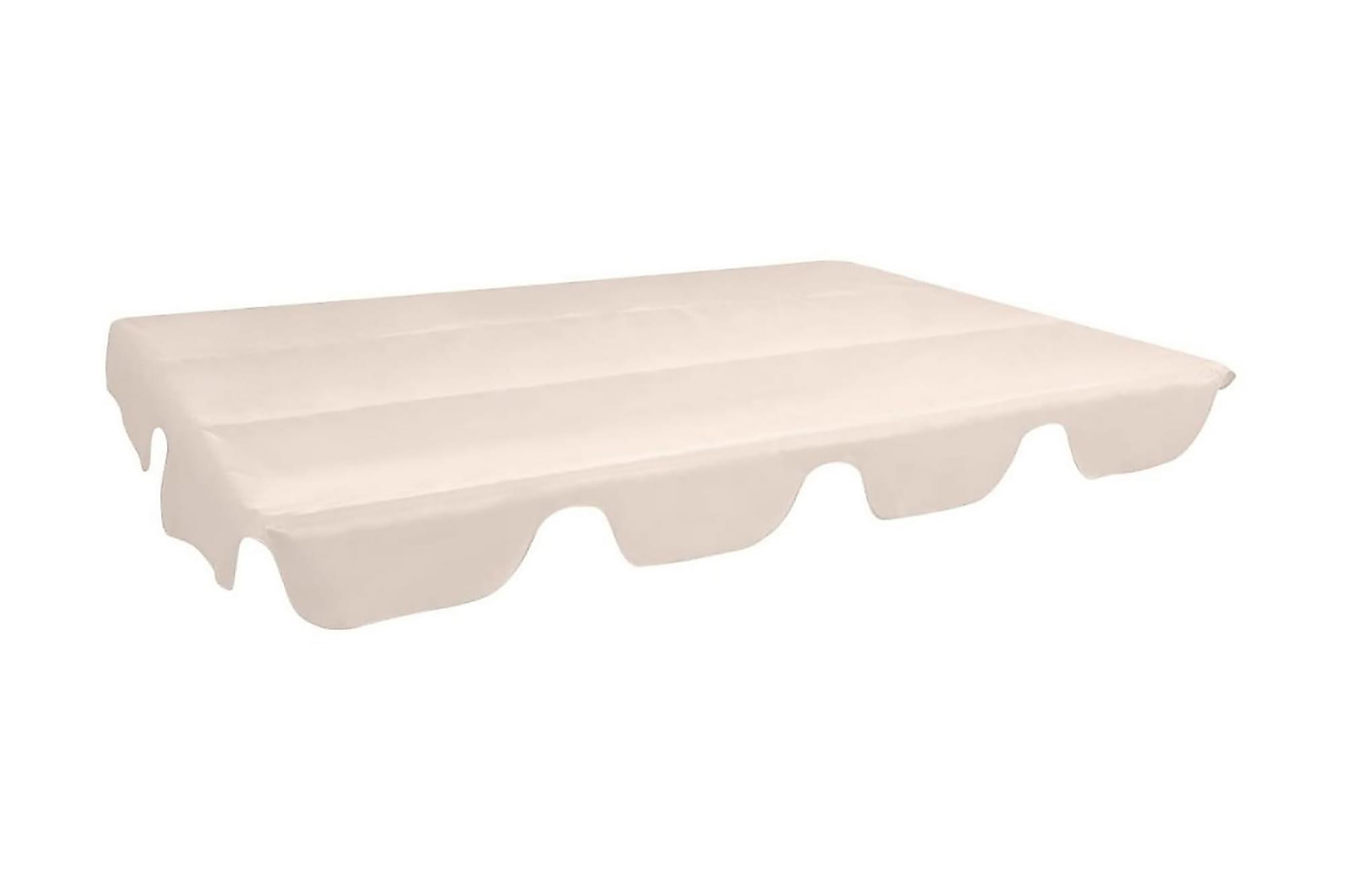 Reservtak för hammock beige 249×185 cm