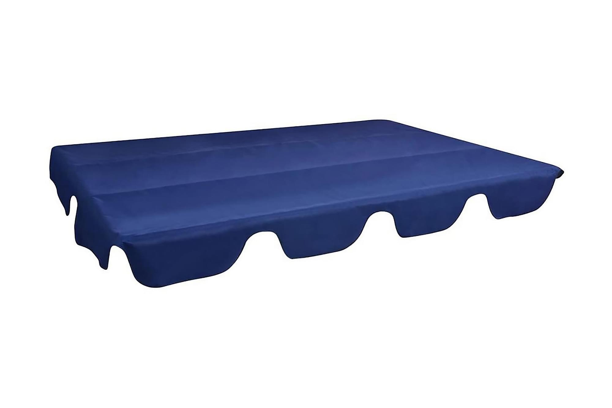 Reservtak för hammock blå 249×185 cm