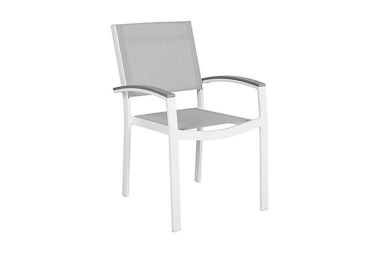 PERETA Trädgårdsstol 4 st 50 cm - Utemöbler - Balkongmöbler - Balkongstolar